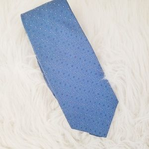 Murano men's tie. Great design. Blue.